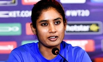 Indian captain Mithali Raj's terrific Tamil reply shuts hater!