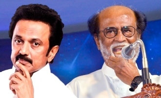 MK Stalin says about Rajinikanth yesterday interview