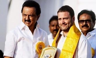 ராகுல்தான் பிரதமர்: ஸ்டாலின், ஸ்டாலின் தான் முதல்வர்: ராகுல்காந்தி