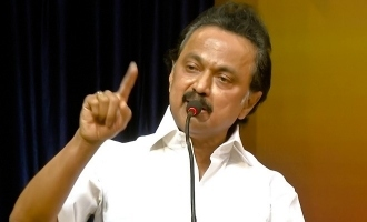 MK Stalin says Sonia is the PM at the time of 2005