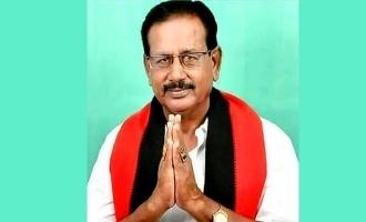 Karur DMK MLA Ramar tested positive