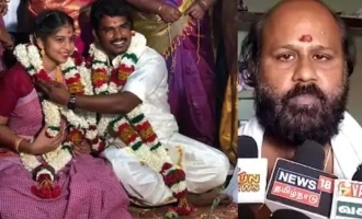 Prabhu MLA married college girl at Kallakurichi