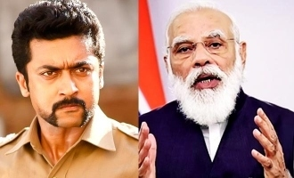 Watching films like Singham they think highly of themselves says PM Modi