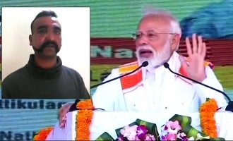 Every Indian is proud that Abhinandan is from Tamil Nadu: PM Narendra Modi