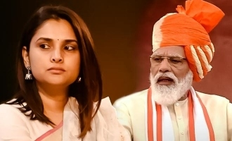 Divya Spandana slams PM Modi's respect for women!
