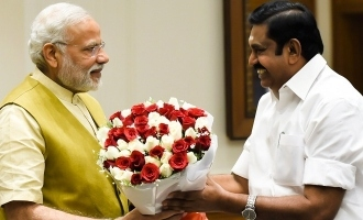 BJP and ADMK strike alliance!
