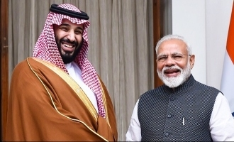 Saudi Crown Prince promises to co-operate with India to combat terrorism