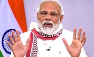 PM Modi announces 50000 crore migrant workers employment scheme!