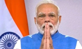PM Modi speaks in radio about the lockdown situation