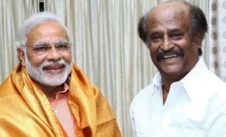 PM Modi invites Rajinikanth for dinner with Chinese President Xi Jinping