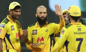 CSK Player England All Rounder Moeen Ali Announces Retirement From Test Cricket ECB