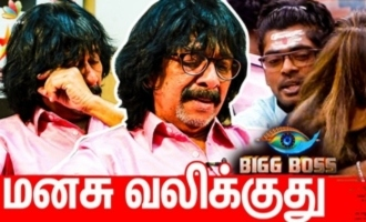 'Bigg Boss 3' Mohan Vaidya cries uncontrollably - Exclusive interview