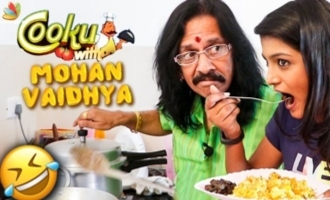Im Single & Youngu!: Mohan Vaidya Fun Cooking