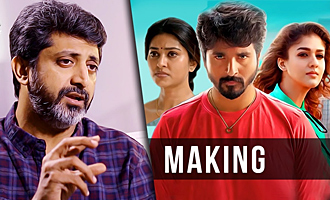 'Velaikkaran' not only Entertainment but Enlightenment : Mohan Raja Interview