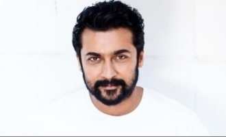Suriya expresses thanks to popular actress for her awesome gesture