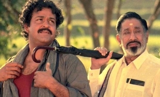 Mohanlal shares an emotional message on Sivaji Ganesan!