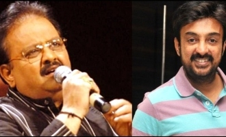 Actor Mohan for whom SPB sang numerous hit songs pens an emotional note