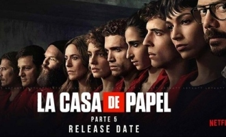 Money heist part 5 is set up for a massive starts from August