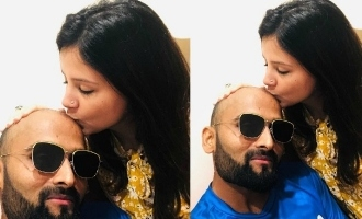 All you need to know about the CSK player who got a kiss from Sakshi Dhoni