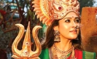 Famous singer's special role in Nayanthara's Mookuthi Amman!