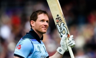 Eoin Morgan hits most sixes in ODI, fourth fastest century in World Cup history