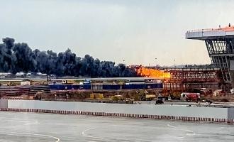 41 killed in Superjet crash!