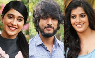 'Mr. Chandramouli' Movie Press Meet