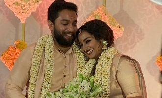 Actress Mrudula Murali gets married to her long time lover