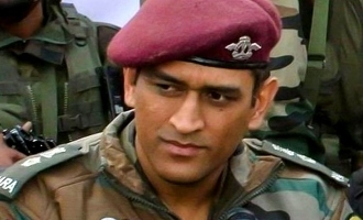 Dhoni is Brand Ambassador of Indian Army: Senior Army official