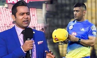 CSK should release Dhoni in mega auction ahead of IPL 2021: Aakash Chopra explains