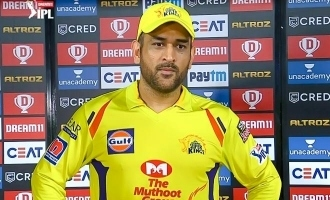 CSK captain Dhoni condemned by Srikanth