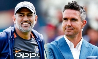 MS Dhoni is the best captain ever: Kevin Pietersen