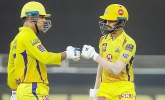 Ruturaj Gaikwad reacts to Dhoni's 'No spark in CSK youngsters' comment