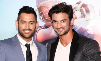 MS Dhoni shattered after hearing Sushant's death news!