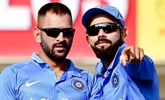 Kohli explains his love for Dhoni in the most emotional, adorable way!