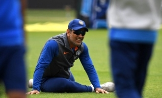 Conflict of Interest complaint filed against Dhoni's appointment as mentor in T20 World Cup