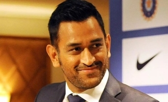 M.S.Dhoni releases awesome video that will connect to everyone's childhood