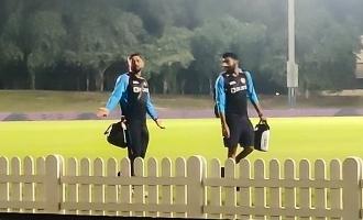 India vs pakistan world cup t20 match Pakistan fans request to M S Dhoni video