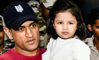 16 year old arrested for issuing rape threat to Dhoni's daughter!