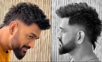 MS Dhoni stuns fans with stylish new look; Pictures released