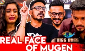 Megen has different faces - Aravind and Arun twins interview