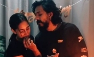 'Bigg Boss 3' winner Mugen Rao's intimate birthday celebration with girlfriend pics go viral