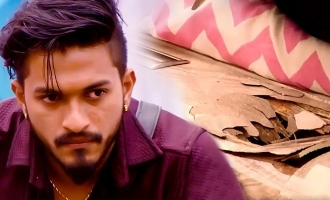 Biggboss Tamil season 3 Mugin tension and broke table