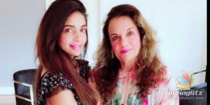 Actress Mumtaz is not dead - Daughter clarifies in Video