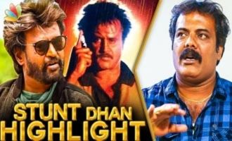 Similarity Between PETTA & BAASHA : Munishkanth Ramdoss Reveals