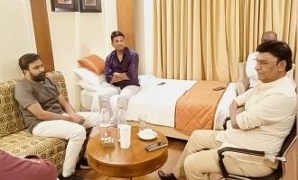Sasikumar and K Bhagyaraj join hands for classic remake!