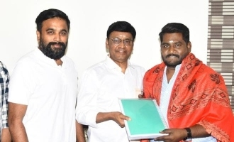 Sasikumar joins third time with superhit director for classic remake!