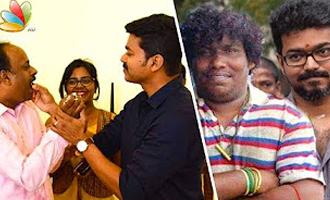 Another heroine joins 'Vijay 61' shoot