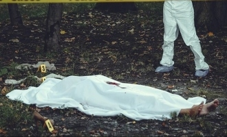 Disturbing and agonizing: Half burnt body of woman found in a forest