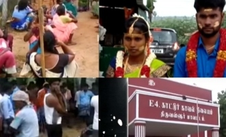 Chennai: Man murders wife on first night, commits suicide
